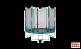 Hi-Flyer combi trampoline + veiligheidsnet + trapje 250cm | Kuiper Koekange
