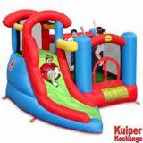 Happy hop 6 in 1 speelcentrum springkussen   Kuiper Koekange