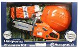 Husqvarna speelgoed kettingzaag set | Kuiper Koekange