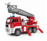 Bruder MAN TGA brandweerauto ladderwagen