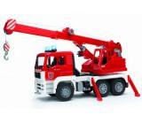 Bruder MAN TGA brandweerauto kraanwagen